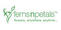 Ferns & Petals logo