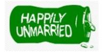 happilyunmarried.com logo
